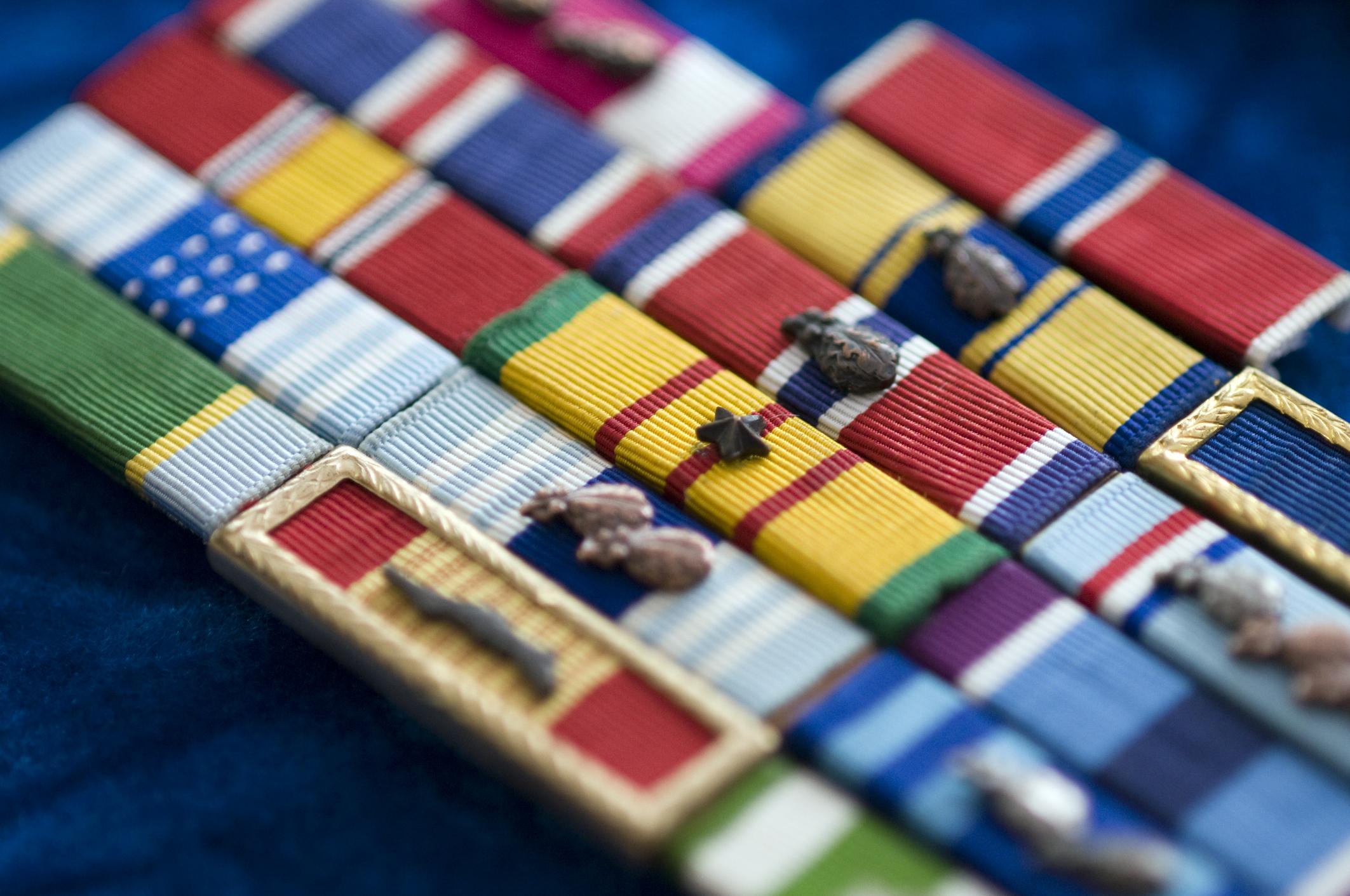 Medailles en onderscheidingen Image