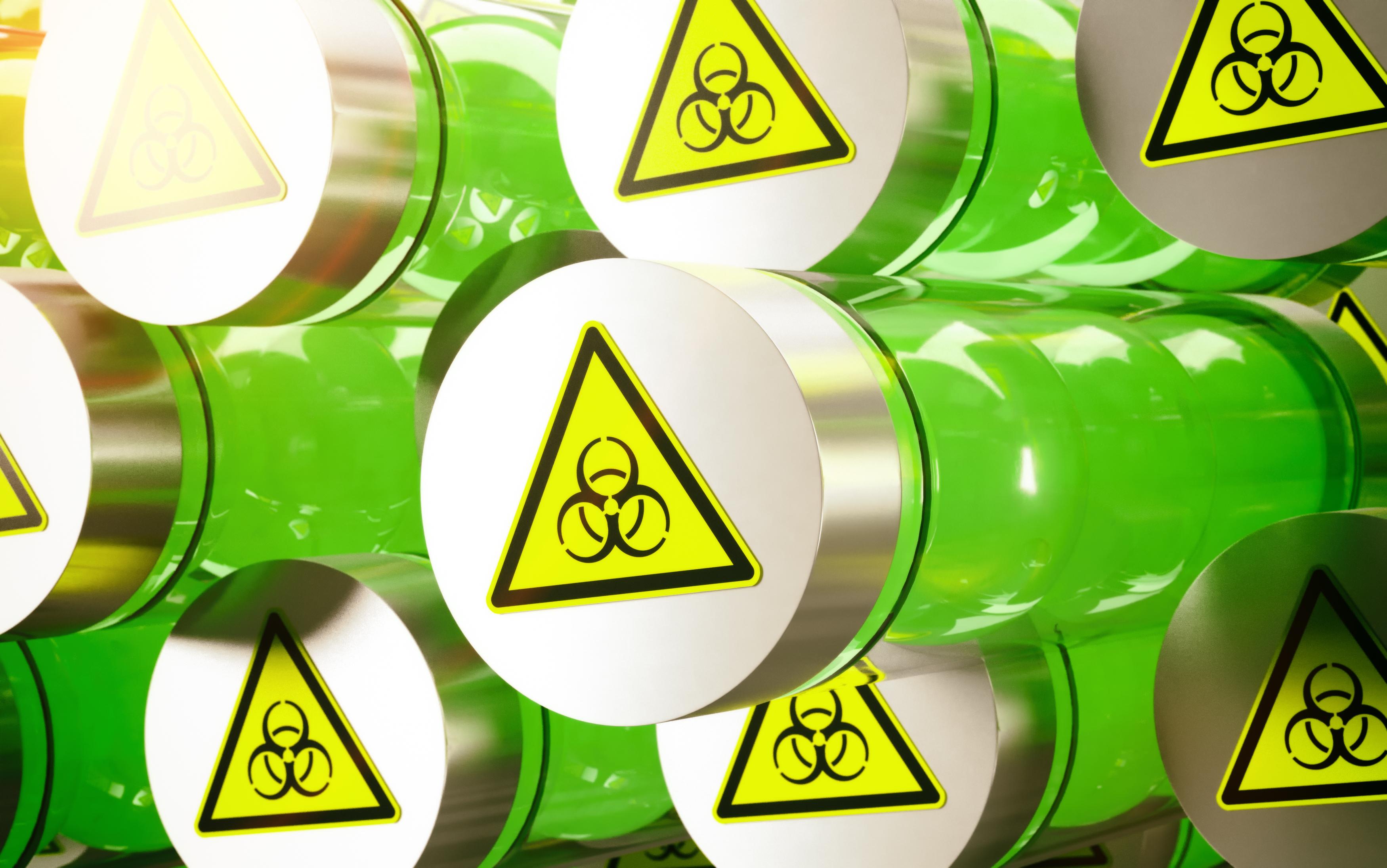 Chemische oorlog Image